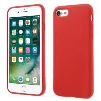 Чехол силиконовый Coteetci Silicon Red для iPhone 7 Plus/ 8 Plus