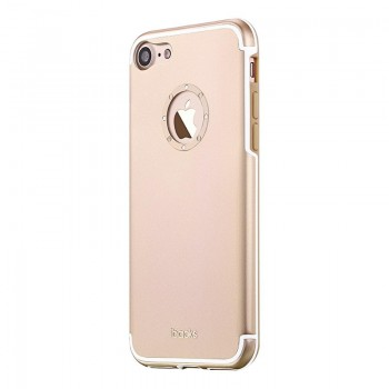 Чехол iBacks Diamond Rings Gold для iPhone 7/8