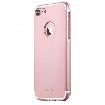 Чехол iBacks Essence Aluminum Rose Gold для iPhone 7/8