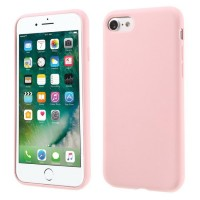 Чехол силиконовый Coteetci Silicon Light Pink для iPhone 7 Plus/ 8 Plus