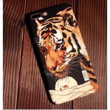 Чехол Luxo Glow Animal series для iPhone 7 Plus/8 Plus Tiger 2