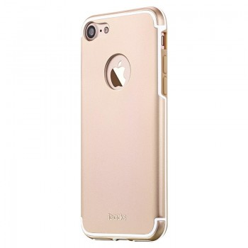 Чехол iBacks Essence Aluminum Gold для iPhone 7/8