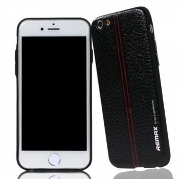 Чехол пластиковый REMAX Gentlemen Series Cretive Case черный для iPhone 7/8
