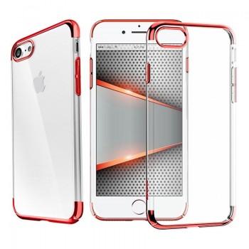 Чехол пластиковый Baseus Shining красный для Apple iPhone 7/8