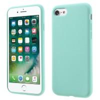 Чехол силиконовый Coteetci Silicon Бирюзовый для iPhone 7/8