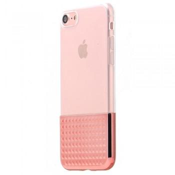 Чехол силиконовый Coteetci Gorgeus Pink для iPhone 7/8