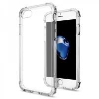 Чехол пластиковый Spigen Crystal Shell Crystal Clear для iPhone 7 Plus/ 8 Plus