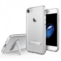 Чехол пластиковый Spigen Case Ultra Hybrid S Series для iPhone 7/8