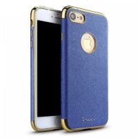 Чехол пластиковый Ipaky Slim Housing Case Blue для Apple iPhone 7/8