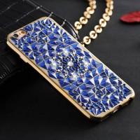 Чехол силиконовый Floveme Blue для Apple IPhone 7/8