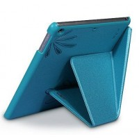 "Чехол Apple Xundd V i-Smart Flower Blue для iPad 9.7"" (2017/2018)"
