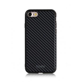 Чехол пластиковый WK Roxy Black Chrome для Apple iPhone 7/8