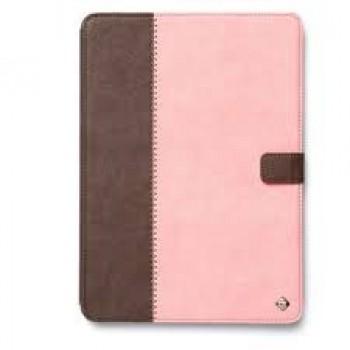 Чехол Zenus Leather Masstige E Note Diary Pink для iPad 2017