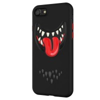 Чехол Switcheasy Monster Case Black для iPhone 7/8