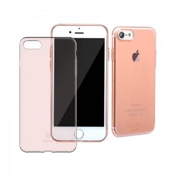 Чехол прозрачный Baseus Simple Rose для Apple iPhone 7/8