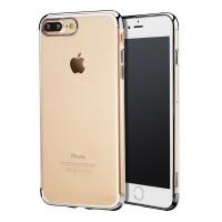 Чехол пластиковый Baseus Shining Black для Apple iPhone 7/8 Plus