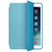 "Чехол Apple Leather Smart Case Blue для iPad 9.7"" (2017/2018)"