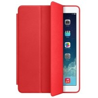 Чехол Apple Leather Smart Case Red для iPad 2017 10.5""