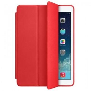 "Чехол Apple Leather Smart Case Red для iPad 2017 10.5"""