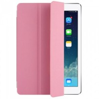 Чехол Apple Leather Smart Case Light Pink для iPad 2017 10.5""