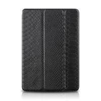 Чехол Verus Snake Leather Case Black для iPad 2017