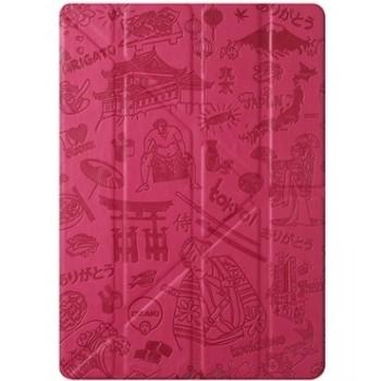 "Чехол Ozaki O!coat Travel Tokyo Pink для iPad 9.7"" (2017/2018)"