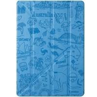 Чехол Ozaki O!coat Travel Sydney Blue для iPad Air 2