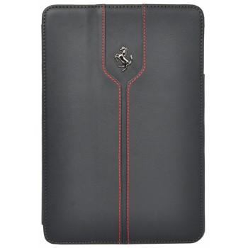 "Чехол Ferrari Montecarlo Leather Black для iPad 9.7"" (2017/2018)"