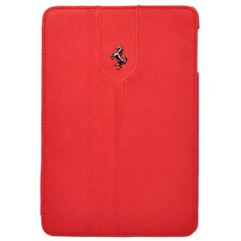 "Чехол Ferrari Montecarlo Leather Red для iPad 9.7"" (2017/2018)"