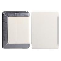 Чехол с орнаментом iBacks Flame White для iPad Air