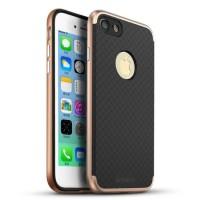 Чехол пластиковый iPaky New Hornet Series Rose Gold для iPhone 7/8