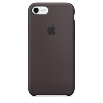 Чехол силиконовый Apple Silicone Case Gray для iPhone 7/8