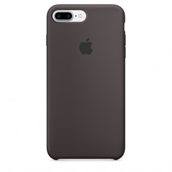 Чехол силиконовый Apple Silicone Case Gray для iPhone 7 Plus/8 Plus