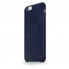 Чехол CaseStudi Croco Dark Blue для Apple iPhone 7/8 Plus