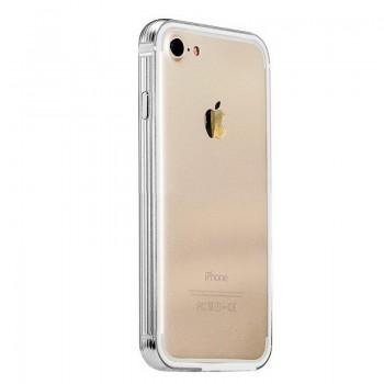 Чехол-бампер пластиковый Coteetci Gold для Apple iPhone 7/8
