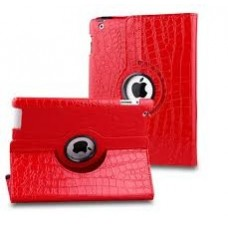 Чехол 360 Rotating Stand Case Crocodile Red для Apple iPad Pro 9,7""