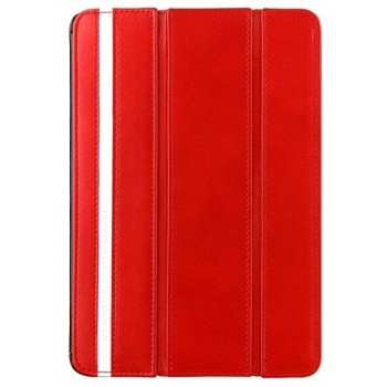 "Чехол кожаный Teemmeet Smart Cover Red для iPad 9.7"" (2017/2018)"