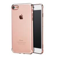 Чехол пластиковый Baseus Shining Rose для Apple iPhone 7/8