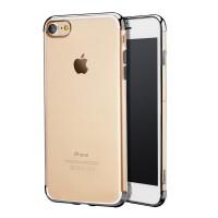 Чехол пластиковый Baseus Shining Black для Apple iPhone 7/8