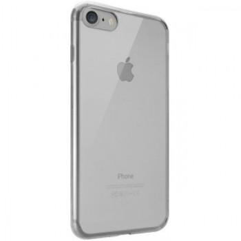 Чехол пластиковый O!coat Crystal+Dual Crystal shock-protection Transparent Black для iPhone 7/8