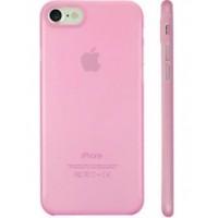 Чехол пластиковый O!coat Jelly case Pink для iPhone 7/8