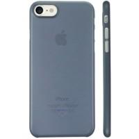 Чехол пластиковый O!coat Jelly case Dark Blue для iPhone 7/8