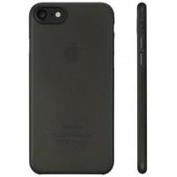 Чехол пластиковый O!coat Jelly case Black для iPhone 7/8
