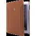 "Чехол Ferrari F12 Collection Leather Folio Brown для iPad 9.7"" (2017/2018)"