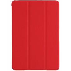 Чехол-флип кожаный Skech Flipper Case Red для iPad Air
