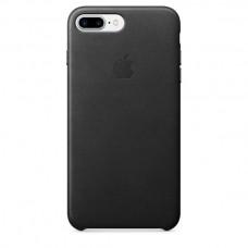 Чехол Apple Leather Case Black для iPhone 7 Plus/8 Plus