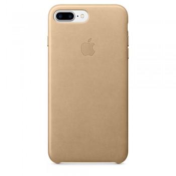 Чехол Apple Leather Case Tan для iPhone 7 Plus/8 Plus