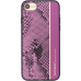 Чехол пластиковый Just Must Fendi I Pink для iPhone 7/8