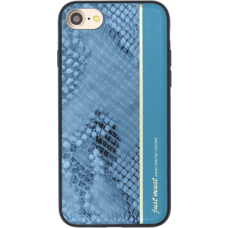 Чехол JustMust Fendi I для iPhone 7 Blue