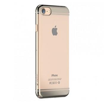 Чехол пластиковый Devia Glimmer 2 Champagne Gold для Apple iPhone 7/8